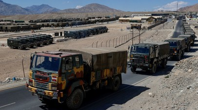 США приветствуют разведение войск Индии и Китая на границе