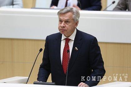 Пушков прокомментировал слова Блинкена о встрече Байдена и Путина