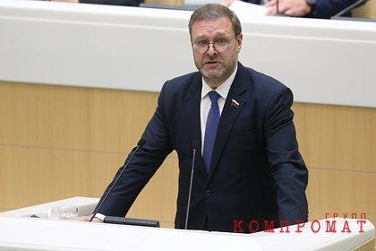 Косачев спрогнозировал эффект от жалобы России в ЕСПЧ против Украины