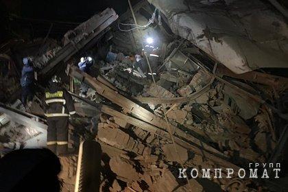 Названа вероятная причина обрушения фабрики в Норильске