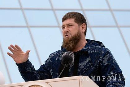 Кадыров предложил вице-премьеру Украины повесить дома их совместный снимок