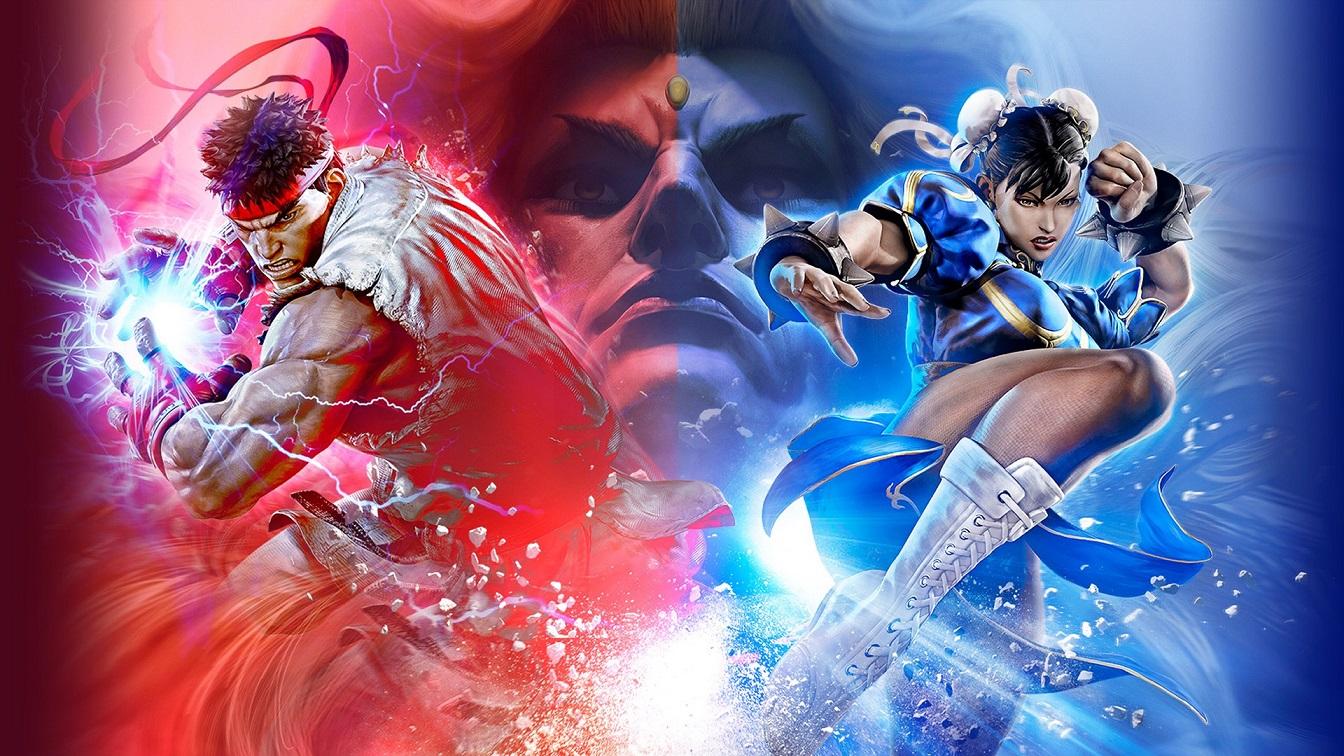 Street Fighter 5 будет бесплатным две недели