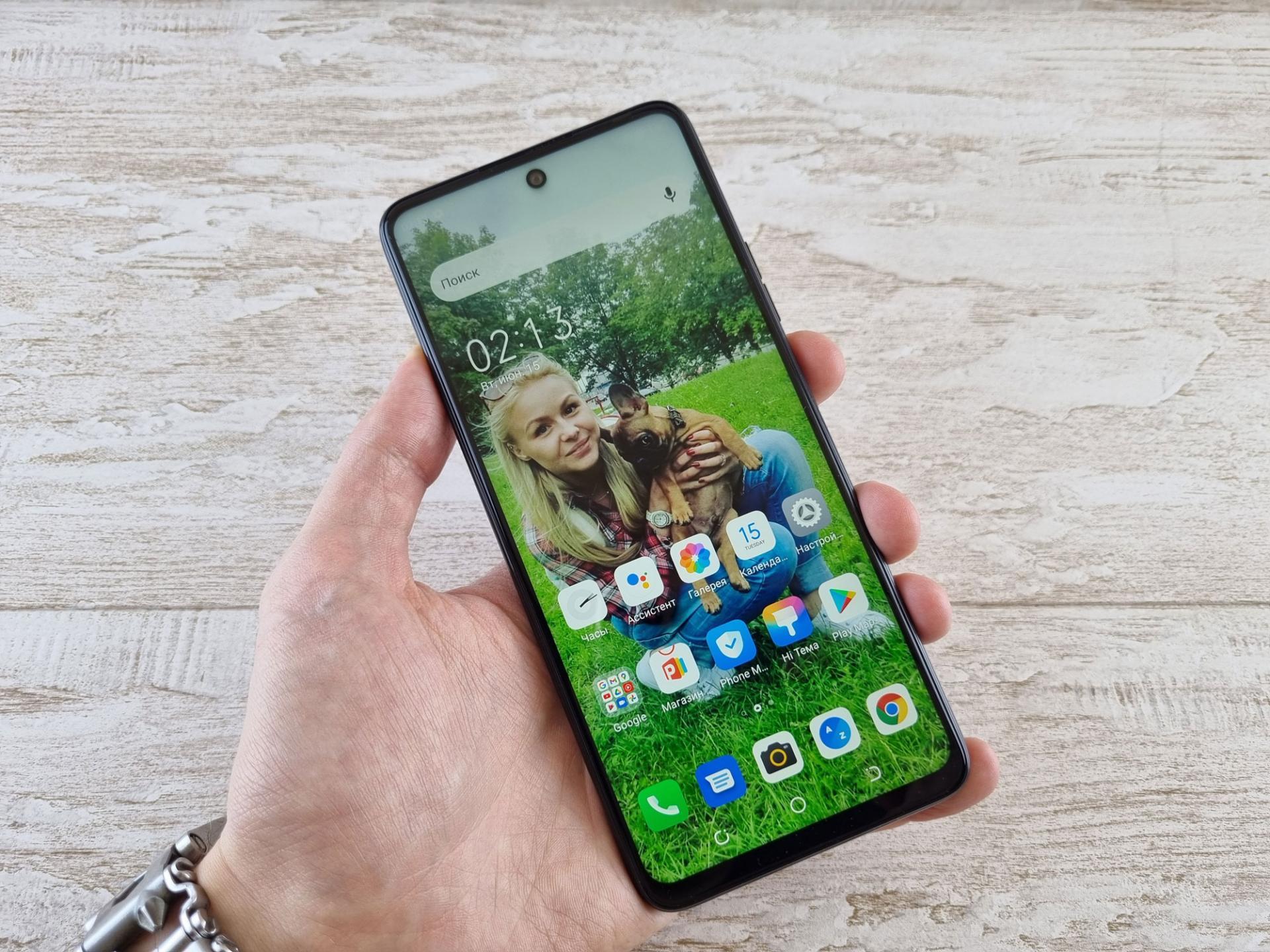 Тест-драйв смартфона TECNO POVA 2