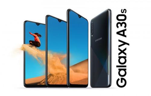 Samsung Galaxy A20 и Galaxy A30s начали получать One UI 3.1