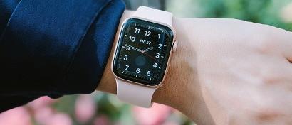 Обновление ОС сломало часы Apple Watch