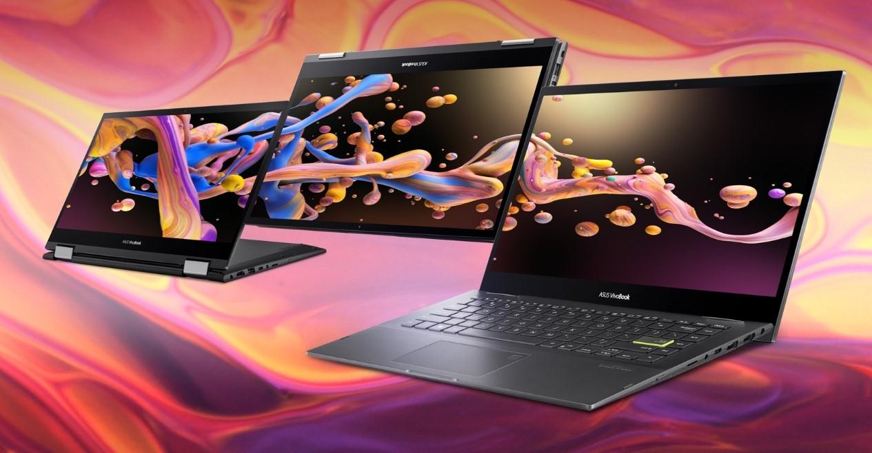 ASUS VivoBook Flip 14: первый ноутбук с дискретной видеокартой Intel