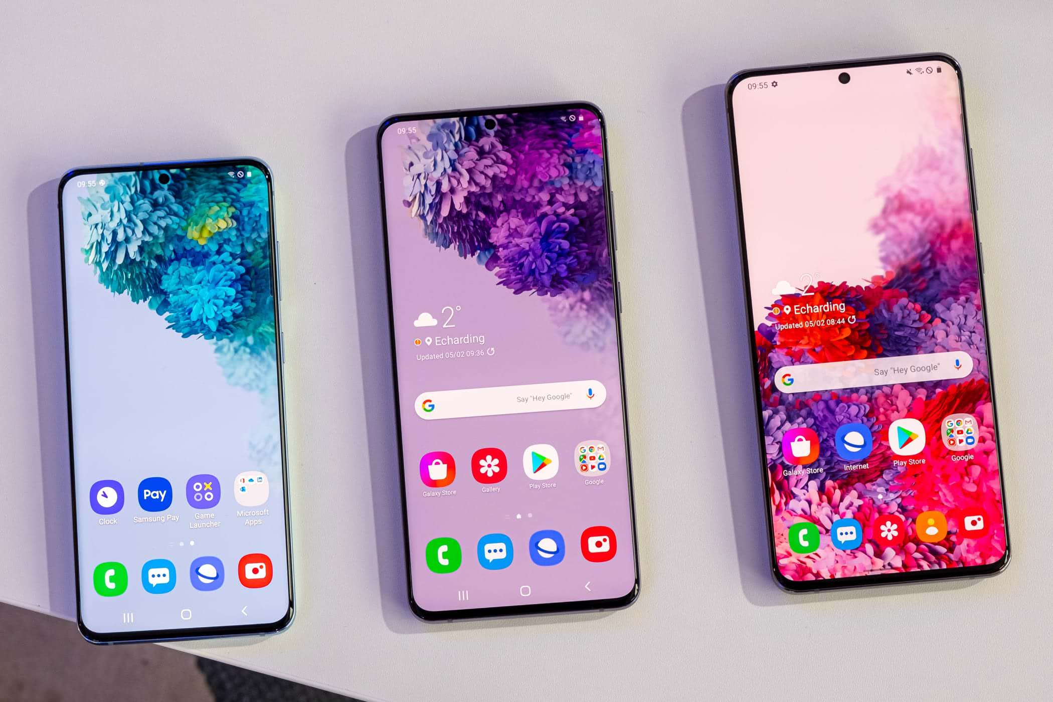 Неожиданно: Samsung выпустила июльское обновление для Galaxy S20, Galaxy S20 Plus и Galaxy S20 Ultra