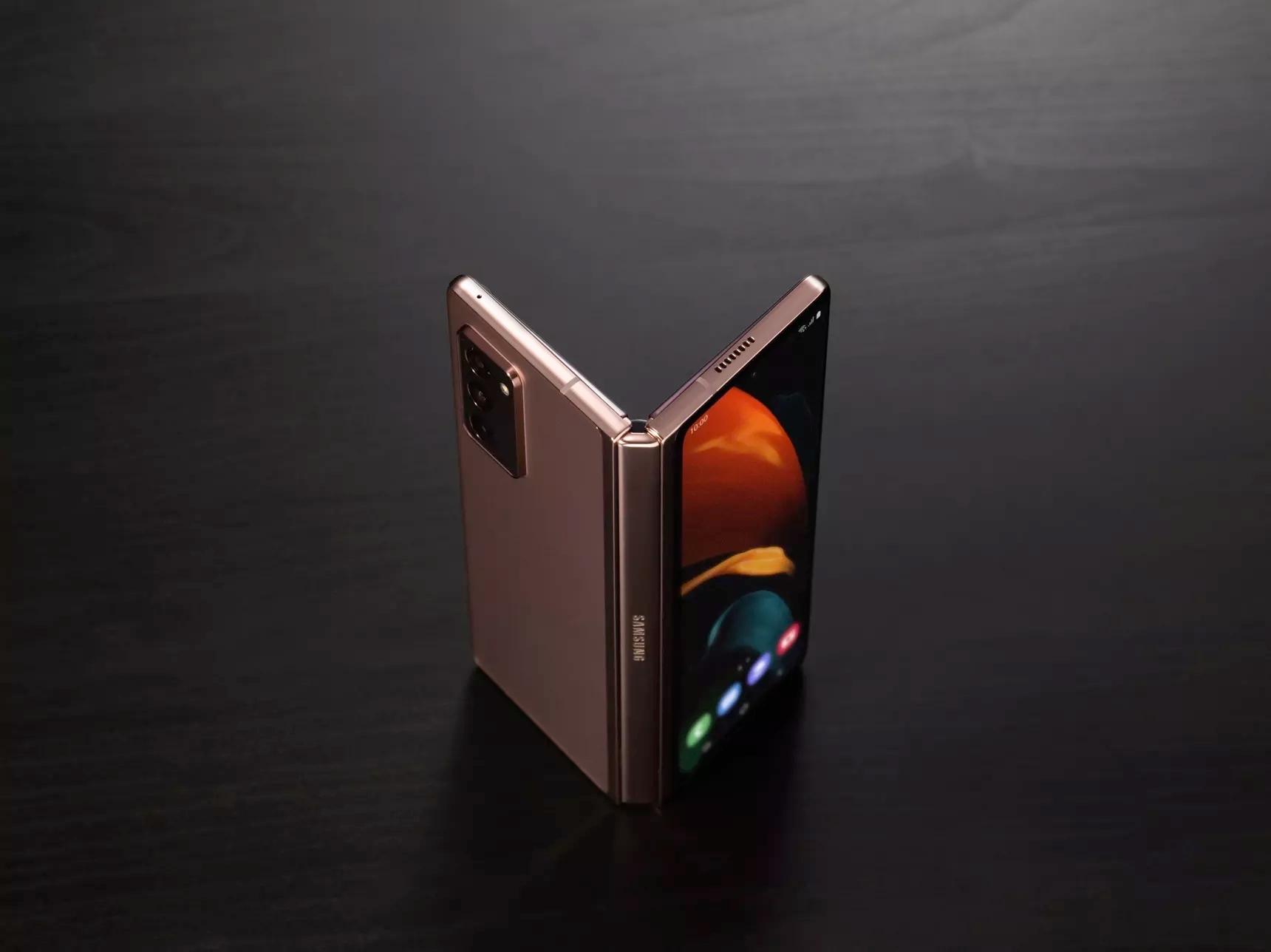 Инсайдер: складной смартфон Samsung Galaxy Z Fold 3 будет стоить также, как и Galaxy Z Fold 2