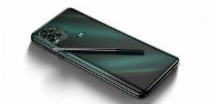Смартфон Moto G Stylus 2021 года получил поддержку сетей 5G