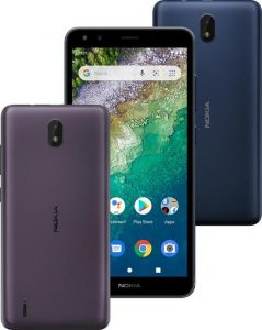 Nokia C01 Plus c Android 11 Go работает от аккумулятора 3000 мА·ч и стоит $90