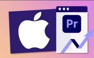 Видеоредактор Adobe Premiere Pro обзавелся поддержкой процессоров Apple M1