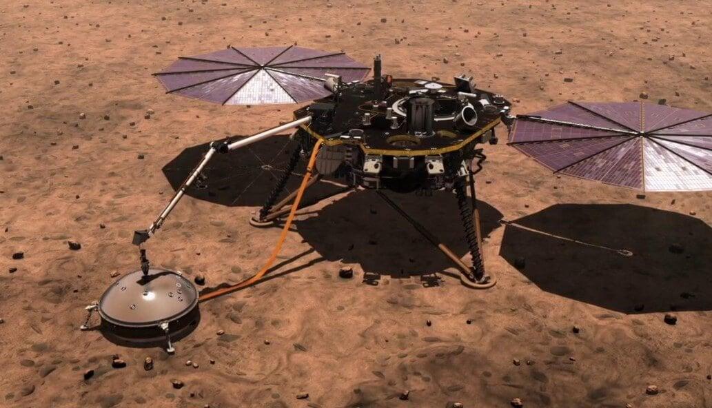 Марсианская миссия InSight на грани провала. Можно ли ее спасти?