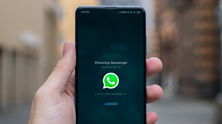 Как установить офлайн-статус в WhatsApp