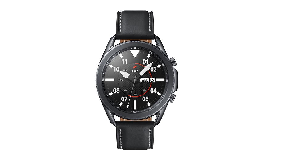 У российских Galaxy Watch 3 и Galaxy Watch Active 2 заработали функции измерения давления и ЭКГ