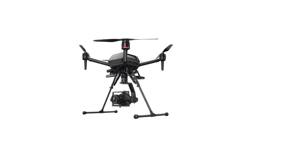 Sony презентовала дрон для беззеркальных камер Airpeak S1