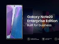 Samsung представила Galaxy Note20 и Galaxy Tab S7 в версии Enterprise Edition