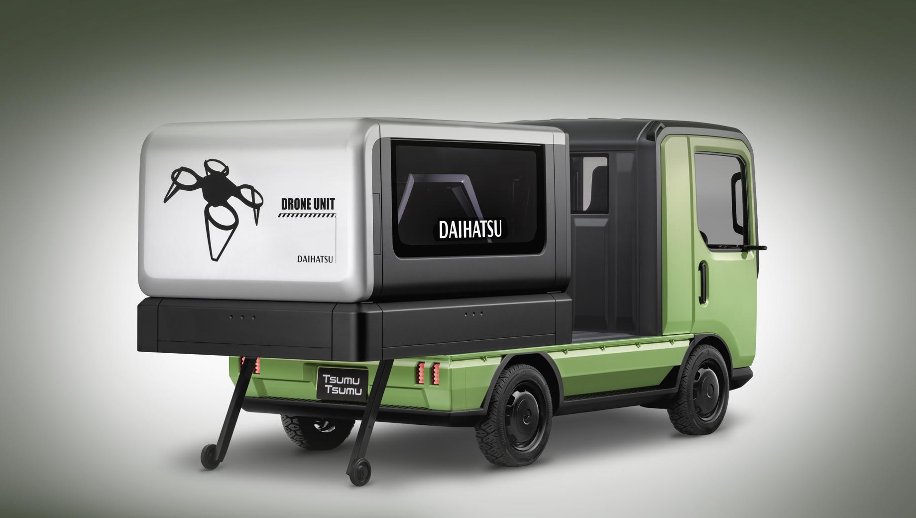 Suzuki и Daihatsu присоединились к Тойоте в сфере комтранса