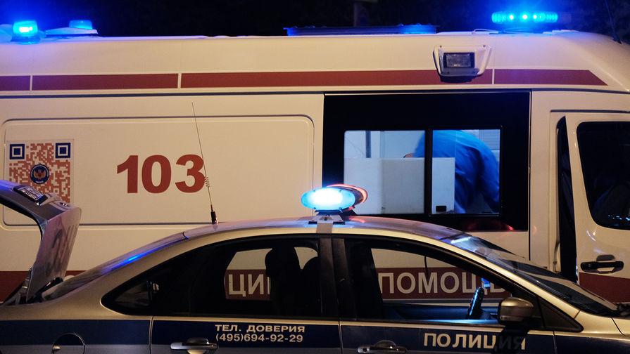 Смертельная авария произошла на МКАД в Москве