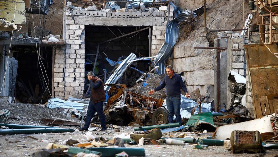 Омбудсмен: число погибших в Карабахе мирных жителей увеличилось до 36