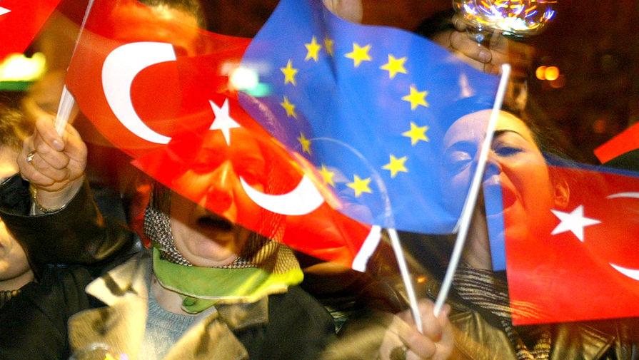 Турция считает вступление в ЕС своей стратегической целью
