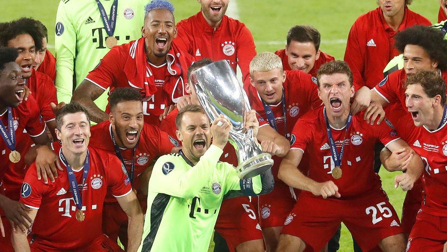 Стали известны стартовые составы 'Баварии' и 'ПСЖ' на матч Лиги чемпионов