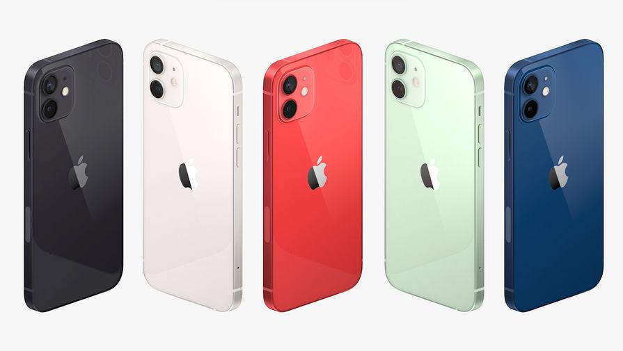 Apple представила iPhone 12