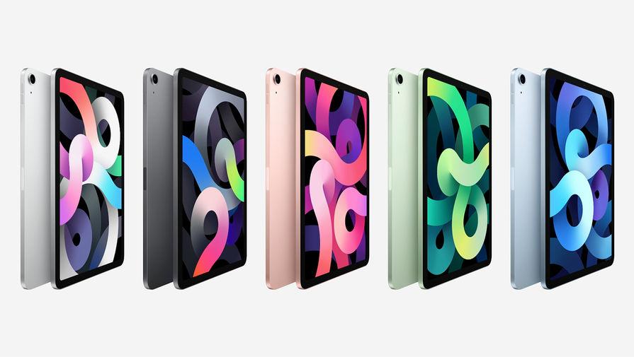 Apple представила новую модель iPad и iPad Air