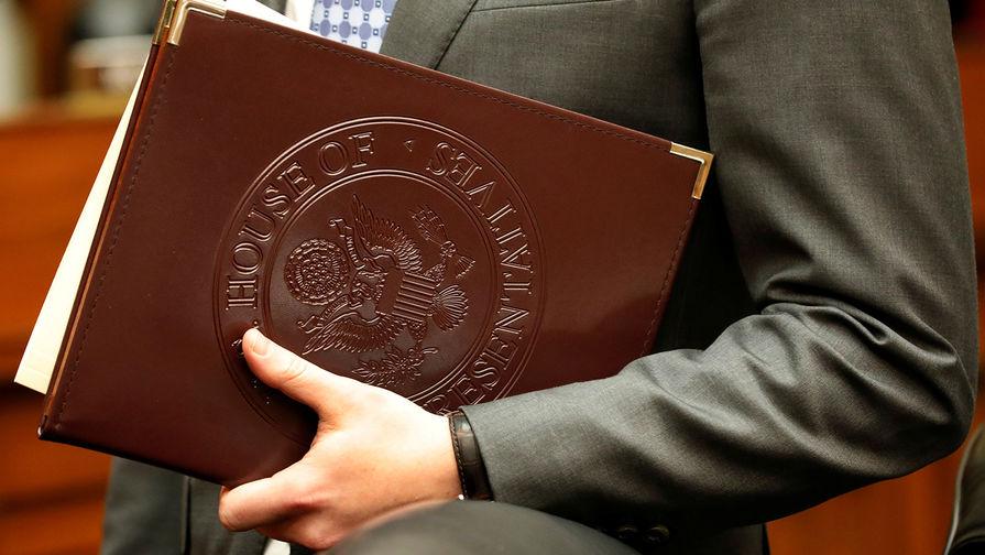 Палата представителей утвердила однодневный бюджет США