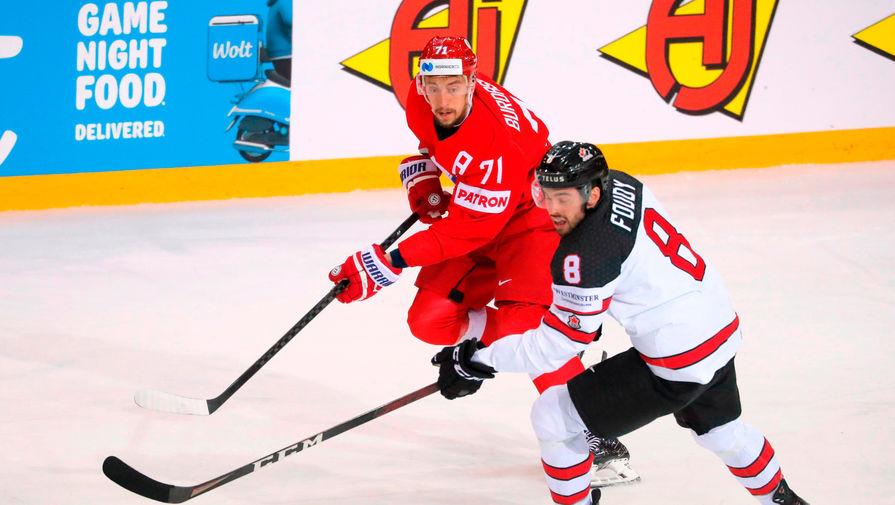 Капитан сборной России по хоккею заявил, что ему не стыдно за партнеров по сборной