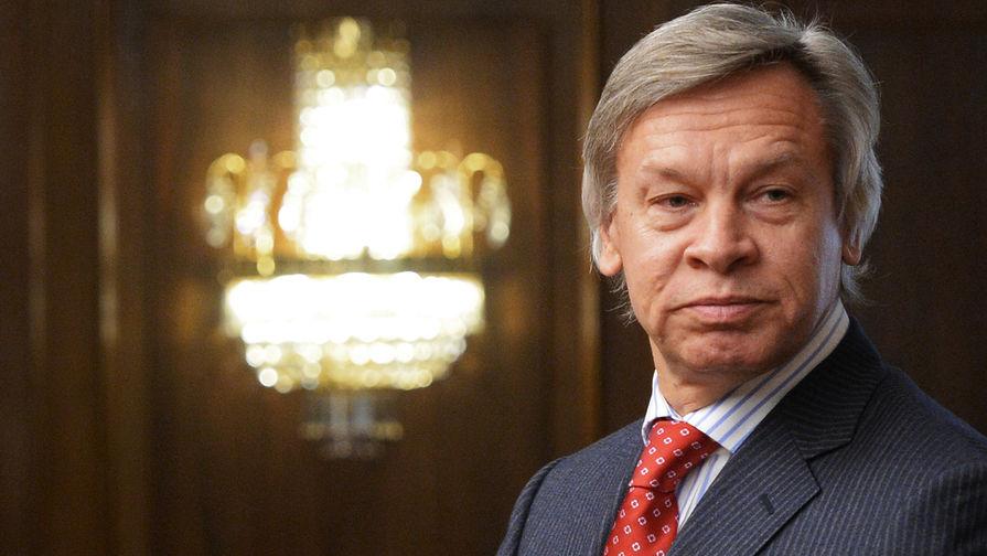 Пушков назвал 'клоуном' депутата Рады и высмеял его инициативу
