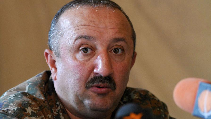 В Армении обвинили в злоупотреблении генерала, критиковавшего Пашиняна