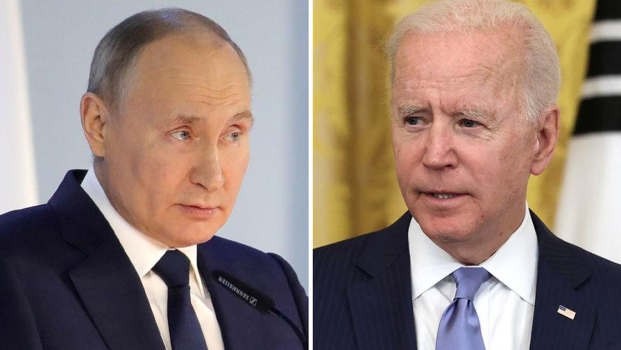 Байден пообещал донести до Путина, что 'США вернулись'