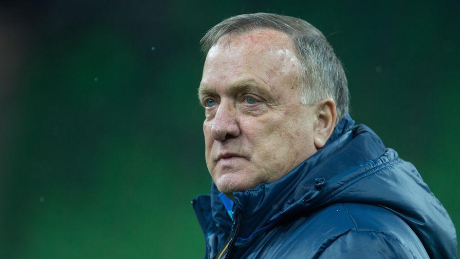 Экс-тренер сборной России сравнил себя с Путиным