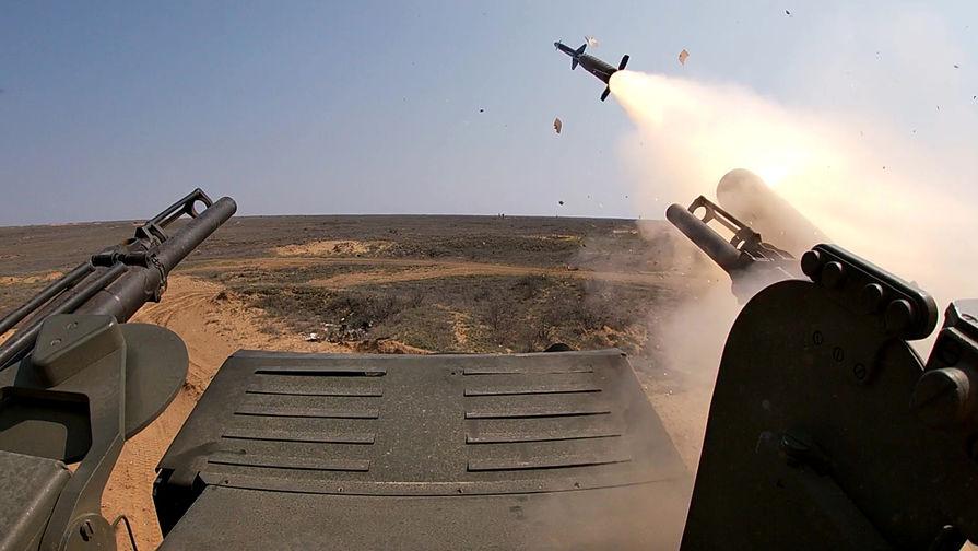 В Ливии российский 'Панцирь-С1' сбил MQ-9 Reaper ВВС США