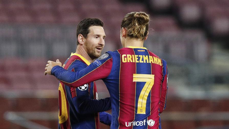 У 'Барселоны' худший результат за 29 лет в восьми матчах Примеры