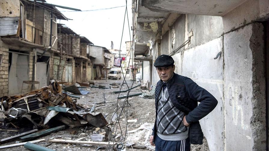 Первая ночь в Степанакерте после нового перемирия прошла спокойно