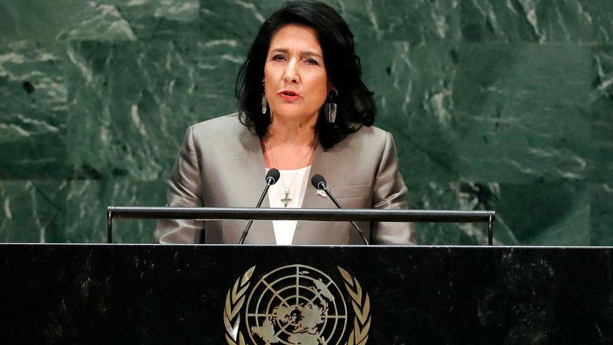 Президент Грузии подписала распоряжение о назначении Гарибашвили премьером