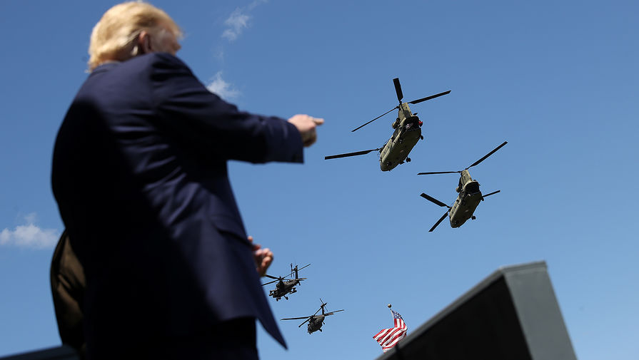 В США рассказали о 'последнем подарке' Трампа Кремлю