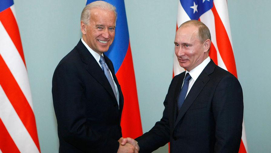 Блинкен считает, что встреча Путина и Байдена был бы полезна обеим странам
