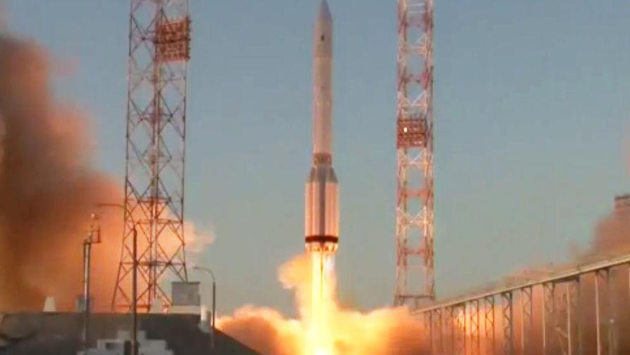 Модуль 'Наука' выведен на околоземную орбиту