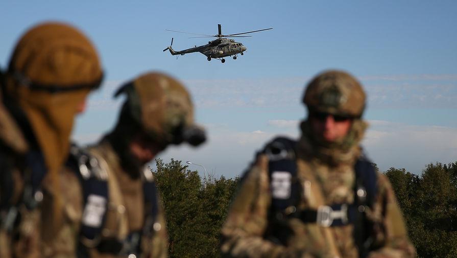 Российские военные прибыли в Брест в рамках подготовки к учению 'Запад-2021'
