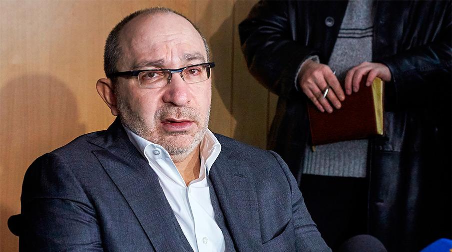 Мэра Харькова срочно госпитализировали на самолете в Германию