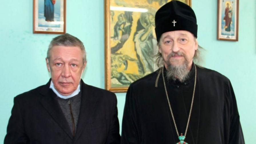 Опубликованы первые фотографии Ефремова из белгородского СИЗО