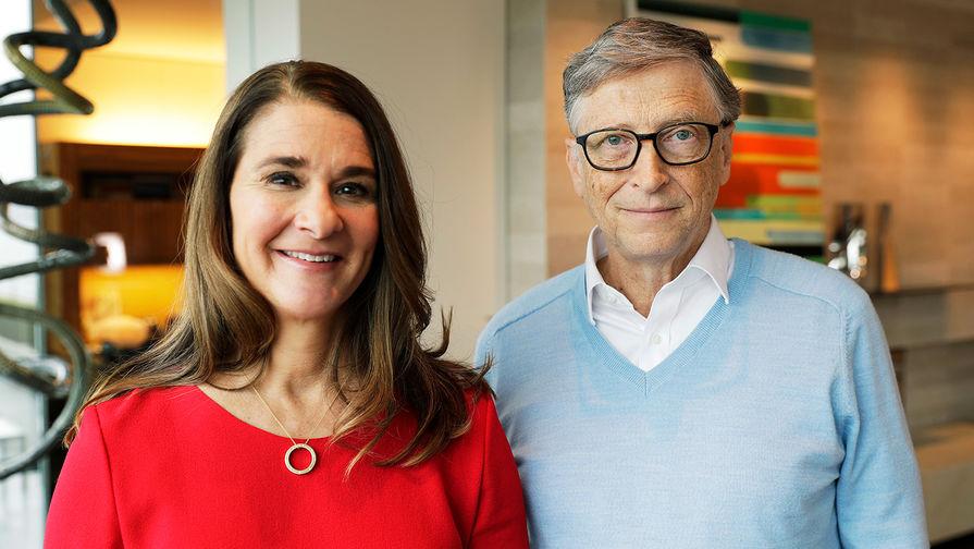 Билл Гейтс разводится с женой после 27 лет в браке