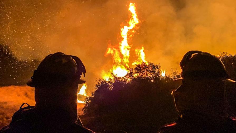 Площадь крупнейшего в истории Колорадо пожара превысила 800 кв. км