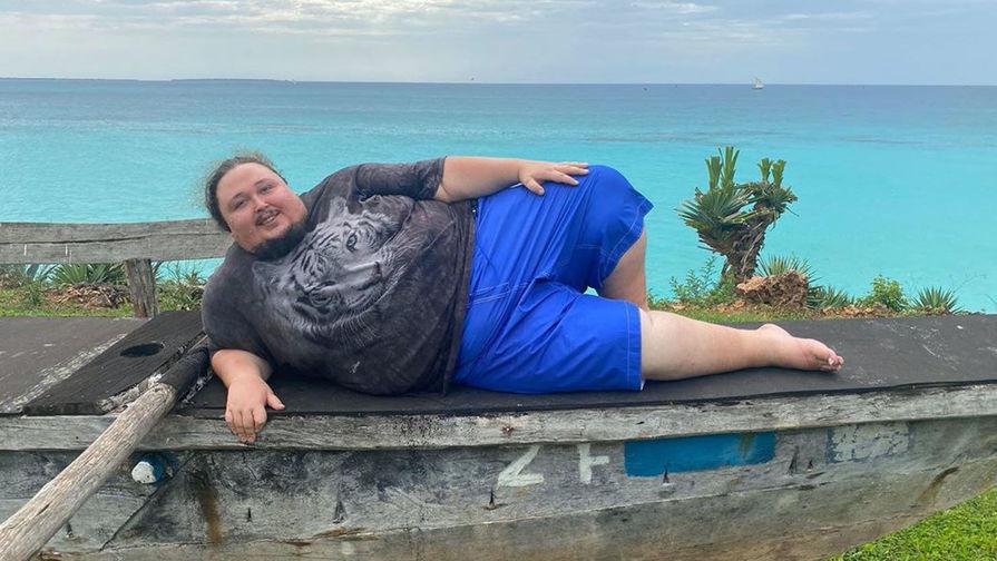Сын Никаса Сафронова прокомментировал идею Жириновского по ограничению веса