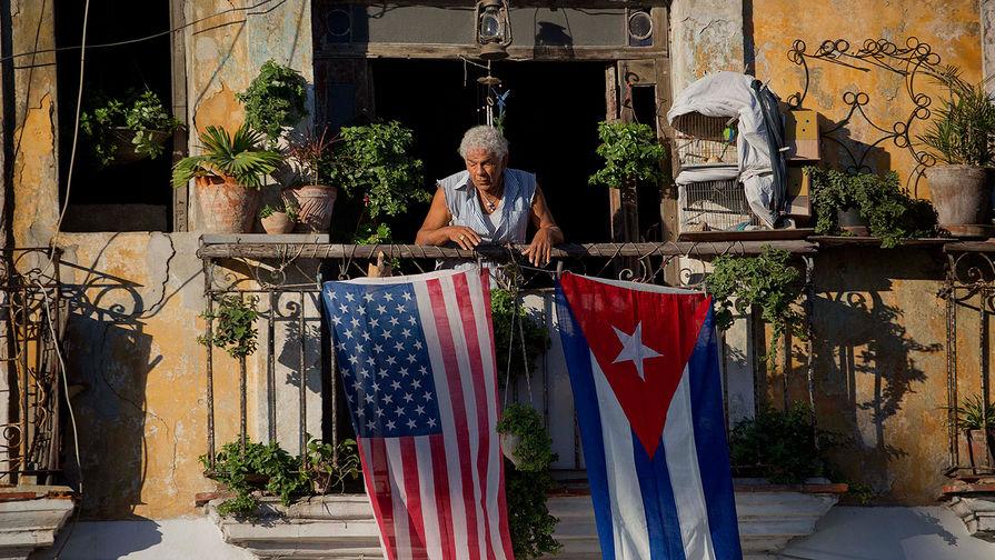 МИД Кубы осудил решение США о новых санкциях во время пандемии