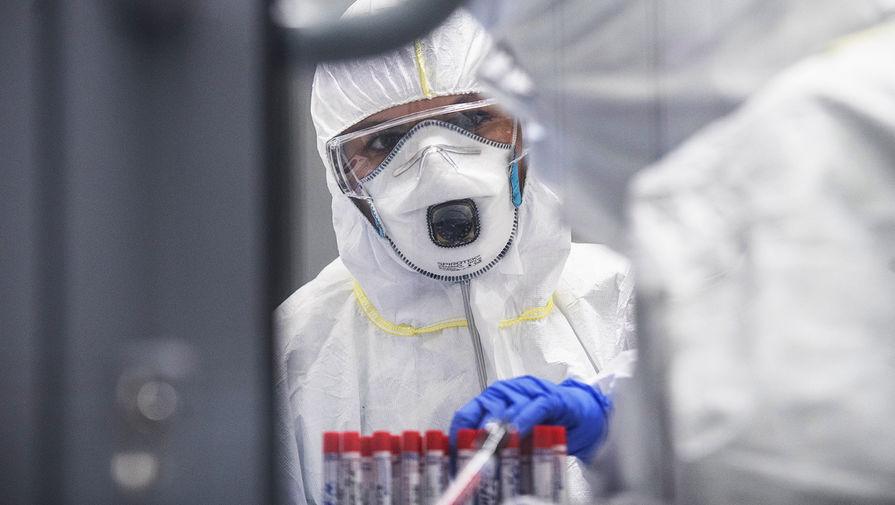 Москвичи смогут бесплатно сдавать ПЦР-тесты на коронавирус