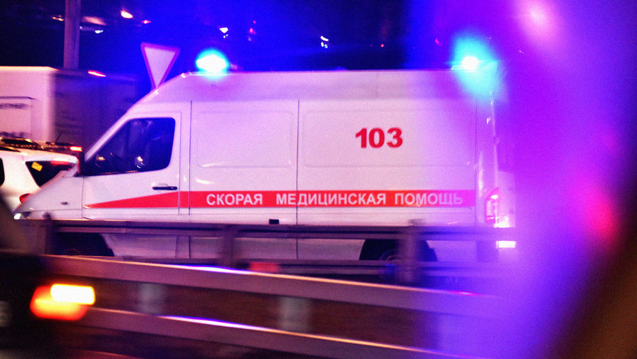 Двое детей серьезно пострадали в ДТП с автобусом под Новосибирском
