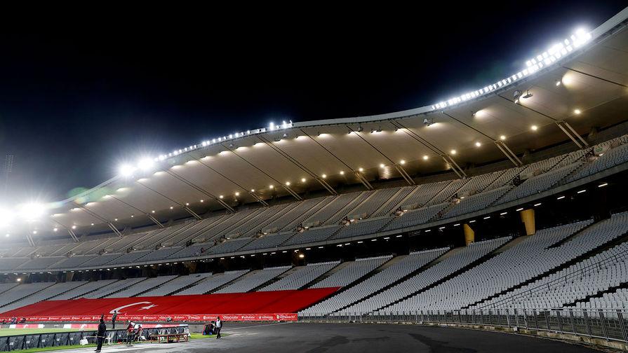 Финал Лиги чемпионов в Стамбуле смогут посетить 25 тысяч зрителей